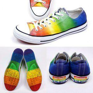 Converse Chuck Taylor All Star Mens 12 Pride Shoes